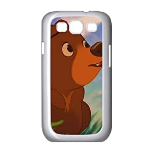 Brother Bear 2 Samsung Galaxy S3 9300 Cell Phone Case White MSU7206972