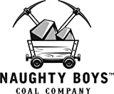 Naughty Boys Coal Company 10 Pounds Anthracite