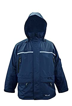 Viking Men's Tempest Tri-Zone Waterproof Insulated Winter Jacket Alliance Mercantile Inc 858