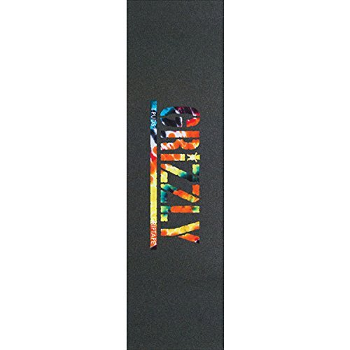 Grizzly Grip Tape - Torey 33 Pudwill Stamp Print Tape In Tie-Dye Grip Tape - 9 x 33 by Grizzly B01BMASDHI, 保土ヶ谷区:ee477eda --- ero-shop-kupidon.ru