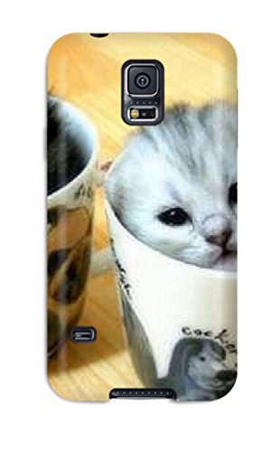 New Premium TeupQsu11294uMRoS Case Cover For Galaxy S5/ Cute Graphics And Animated Gifs Protective Case (Animated Hex)