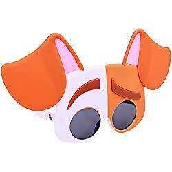 Sunstaches Secret Life of Pets Max Sunglasses, Party Favors, UV400