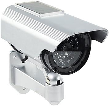 Opinión sobre König SAS-DUMMYCAM35 cámara de Seguridad ficticia - cámaras de Seguridad ficticias