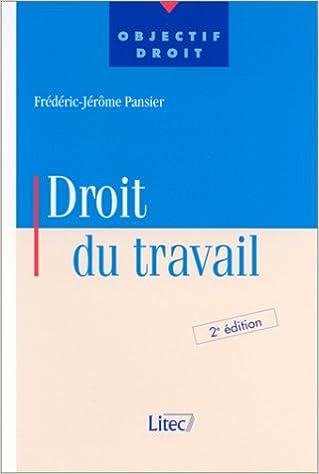 bcf05d0fe33 ⚡ Télécharger google books en pdf mac Droit du travail (ancienne ...