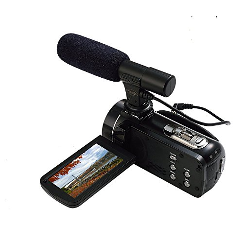 Ordro FHD HDV-Z20 Digital Video Camcorder 1080P @ 30fps W...