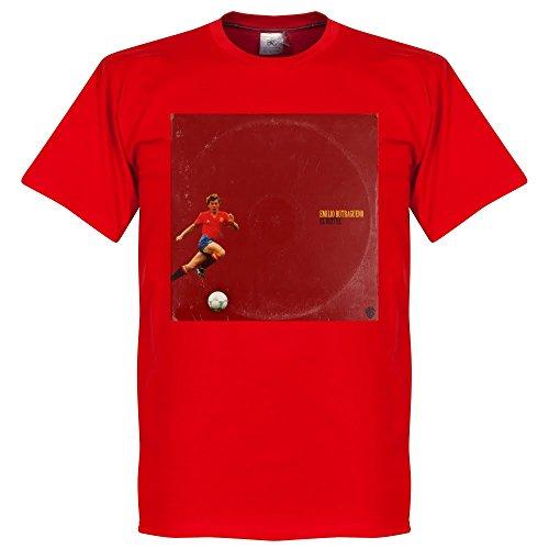 Pennarello lpfc butrangueno maglietta–rosso