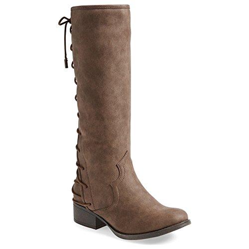 Tall Engineer Boots - 8