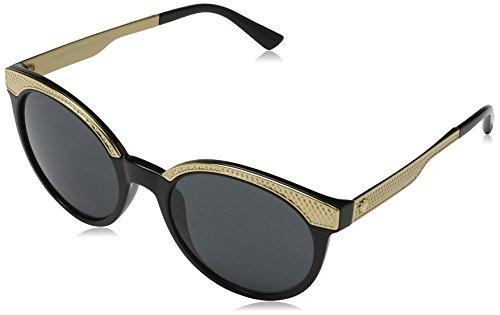 Versace Women's VE4330 Sunglasses Black / Grey 53mm by Versace