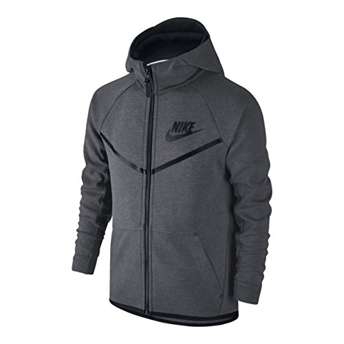 00b091ba1ad6 Amazon.com  Nike Sportswear Tech Fleece Windrunner Big Kids  (Boys ...