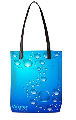 Snoogg Strandtasche, mehrfarbig (mehrfarbig) - LTR-BL-3867-ToteBag