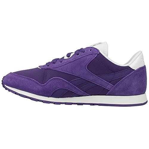 Reebok - CL Nylon Slim Pigment - Color: Violeta - Size: 35.0