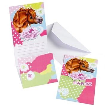horse party invitations - Horse Party Invitations