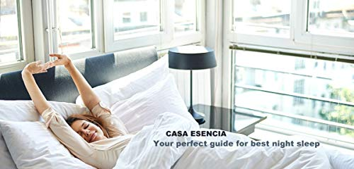 CE CASA ESENCIA 1000 Thread Count Luxury 100% Egyptian Cotton Sheets