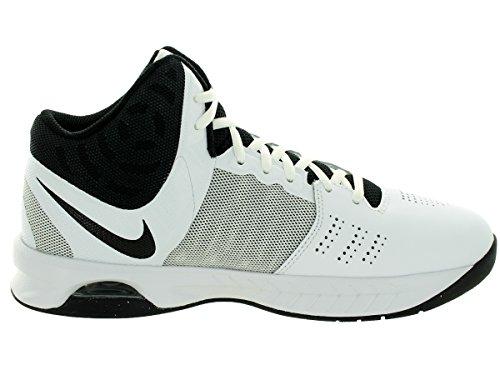 Visi white Negro Air Homme Espadrilles Pro Nike cool Vi De Basket Blanco Black Multicolore ball Grey Gris n5dO1OPpwx
