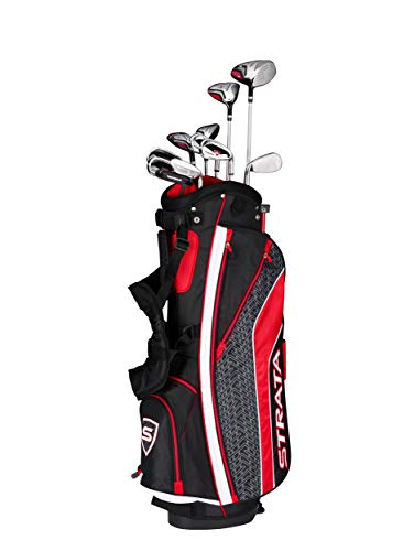 Callaway Golf 2019 Men's Strata Tour Complete 16 Piece Package Set (Right Hand, Regular Flex)