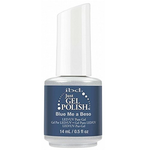 IBD Just Gel Polish, Blue Me A Beso