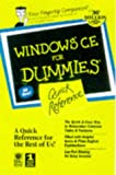 Windows CE 2 for Dummies, Jinjer L. Simon, 0764503057