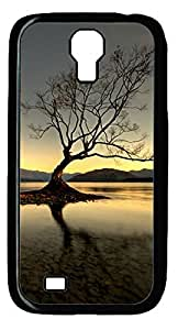 The Beauty of Nature DIY Hard Shell Black Samsung Galaxy S4 I9500 Case Perfect By Custom Service