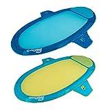 SwimWays Spring Float Suncatcher - Dark Blue/Light Blue