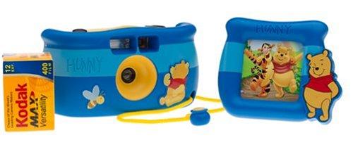 Disney Pooh 7 Friends 35mm Flash Camera Kit by Disny by Disny: Amazon.es: Juguetes y juegos