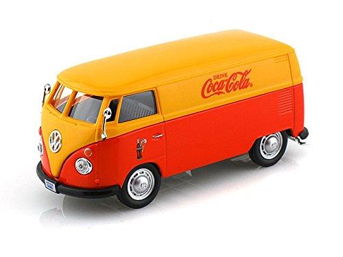 1962 Volkswagen Minivan 43 Coca Cola