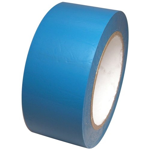 """Vinyl Marking Tape 2"""" x 36 yards several colors to choose from, Sky Blue"""