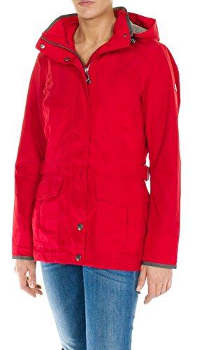 Wellensteyn Aruba, Abrigo para Mujer Rojo