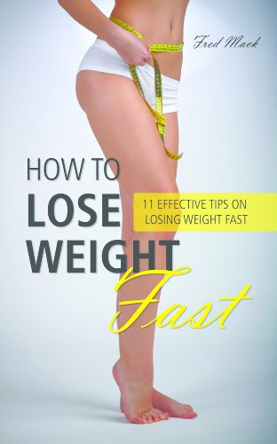 How Lose Weight Fast Effective ebook product image