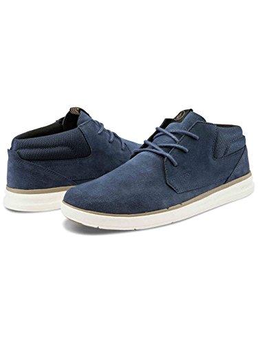 Volcom El Dorado Shoe, Men's Low-Top Sneakers Midnight Blue