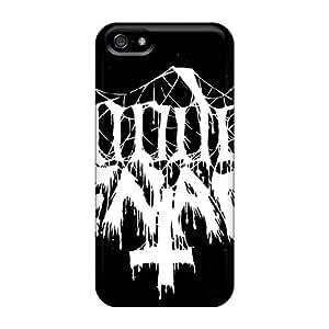 Apple Iphone 5/5s TxP1418yyek Unique Design High Resolution Moonsorrow Band Series Perfect Hard Phone Case -WayneSnook