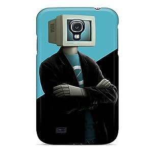 CecilRayThomas Galaxy S4 Hard Case With Fashion Design/ SkrHoeG6208fXjdD Phone Case