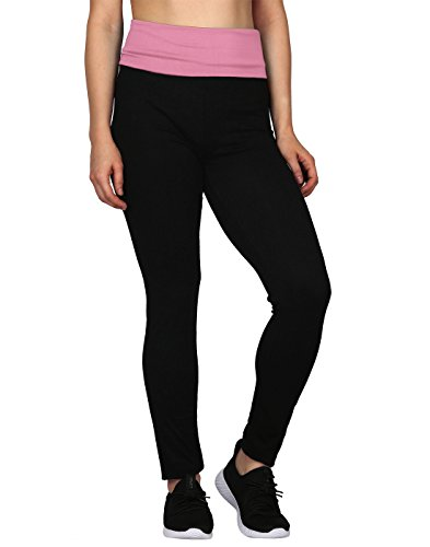 HDE Maternity Pregnancy Stretch Leggings