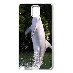 Dolphins ZLB811071 Customized Case for Samsung Galaxy Note 3 N9000, Samsung Galaxy Note 3 N9000 Case