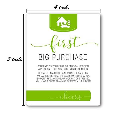 Wine Bottle Labels for bridal shower gift, wedding gift, Wedding milestones, Wedding Firsts (Husband & Wife) by Sblabels (Image #4)