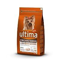 Ultima Pienso para Perros Yorkshire Terrier con Pollo - Paquete de 5 x 3000 gr - Total: 15000 gr