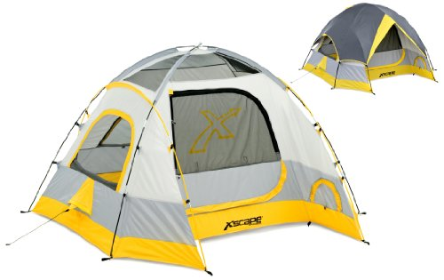 Xscape Designs Vertex 4 – Person Tent, Outdoor Stuffs