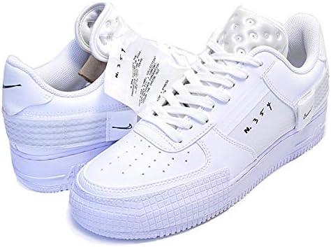 エアフォース 1 タイプ cq2344-101 AF1-TYPE white/white-white スニーカー AIR FORCE 1 ホワイト スニーカー [並行輸入品]