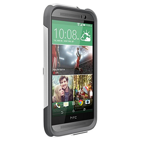 OtterBox 77-40429 Commuter Series for HTC One M8 - Glacier
