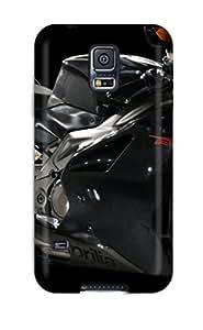 Fashion Tpu Case For Galaxy S5- Aprilia Rsv 1000 Christmas Defender Case Cover