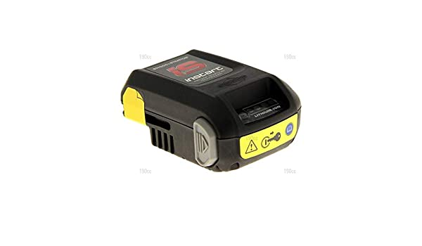 Mac Allister 1181200610 - Batería cortacésped: Amazon.es: Jardín