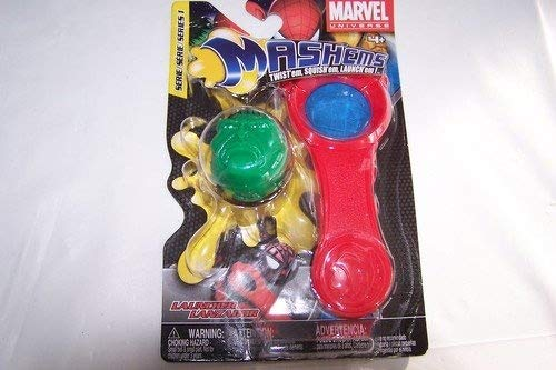 Marvel Universe Mashems Series 1 (Colors May Vary) - Includes Power Launcher and 1 Mashem