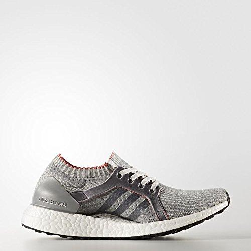 adidas Originals Women's Ultraboost X Running Shoe, Grey Three/Grey Three/Pearl Grey, 8.5 Medium US