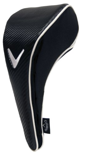 (Callaway Dual Mag Driver Headcover (Black/White))