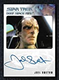 2018 Rittenhouse Archives Star Trek Deep Space Nine Heroes & Villains Autograph Joel Swetow as Gul Jasad'Very Limited'