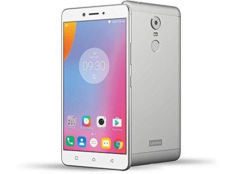 Lenovo K6 Note 4G LTE Octa Core Fingerprint 32GB 16MP 3GB Ram Dual Sim International Version (Silver)