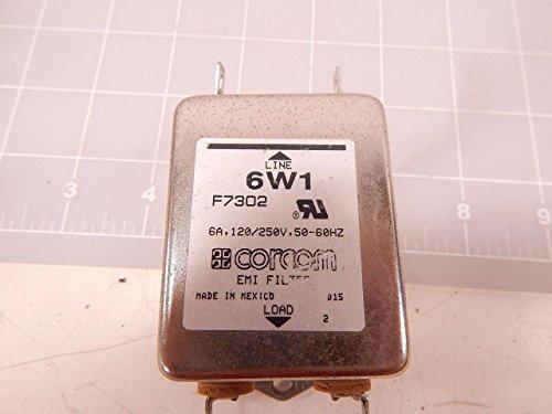 NEW F7302 Corcom EMI Filter 6W1