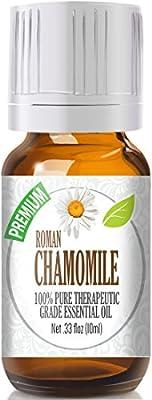 Chamomile (Roman) 100% Pure, Best Therapeutic Grade Essential Oil