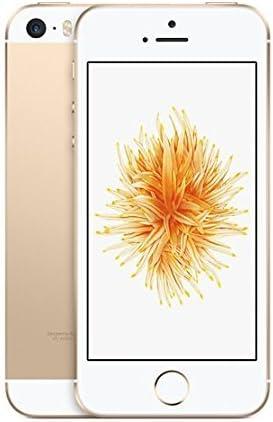 Apple iPhone SE, 32GB, Gold - Fully Unlocked (Renewed)