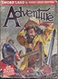 img - for ADVENTURE: July 1946 book / textbook / text book
