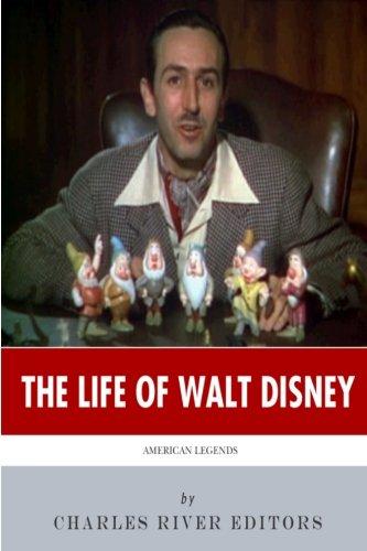 Download American Legends: The Life of Walt Disney pdf epub
